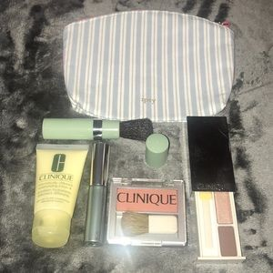 Clinique Make-Up Set with Ipsy Cosmetics Bag